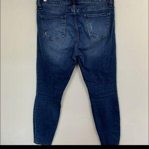 Kut Jeans - Kut denim Jean Crop light Blue Sz: 10